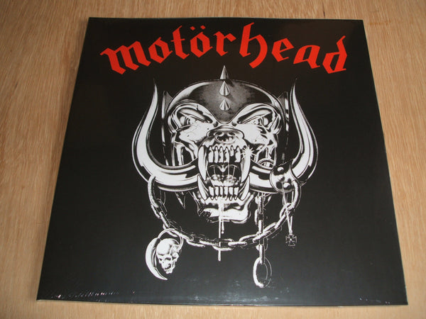 motorhead motorhead 2009 back on black double vinyl lp