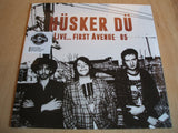 husker du live first avenue 85 2017 coloured 180gram vinyl lp