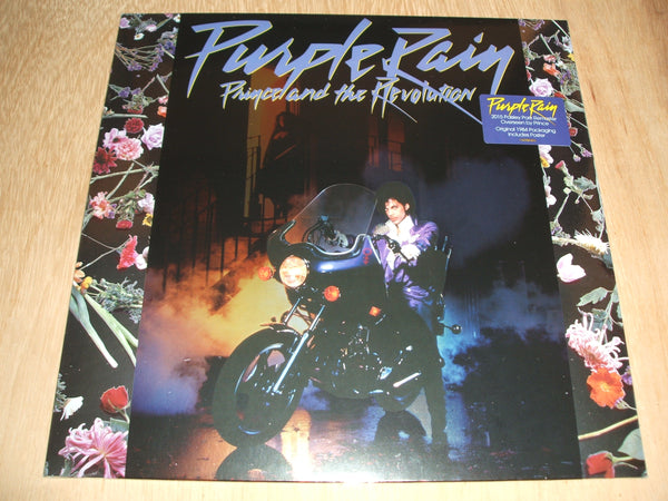 prince & the revolution purple rain 2017 reissue remaster 180gram vinyl lp