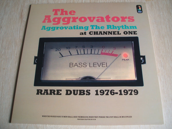 the agrovators rare dubs 1976-1979 at channel one vinyl lp