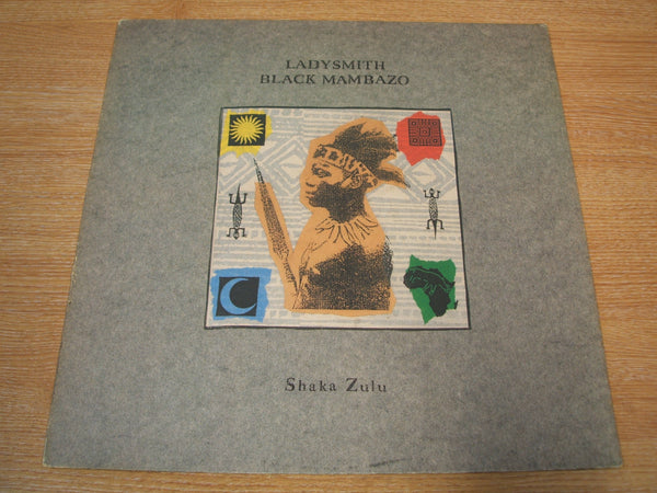 ladysmith black mambazo shaka zulu 1987 uk pressing vinyl lp