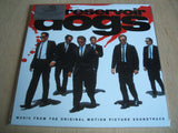 reservoir dogs 25th aniversary issue ltd numbered 180 gram red vinyl lp