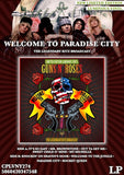 GUNS N' ROSES Welcome To Paradise City  Luminous Colour Vinyl lp