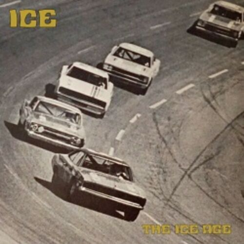 ICE - THE ICE AGE. LP VINYL EZRDR114