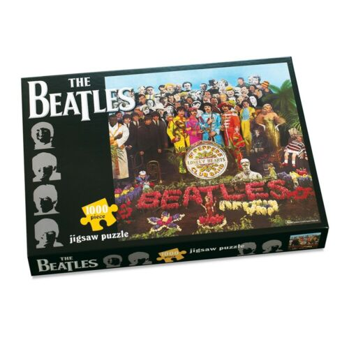 SGT PEPPER (1000 PIECE JIGSAW PUZZLE) by BEATLES, THE Puzzle