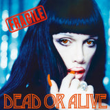 dead or alive Fragile 20th Anniversary Edition 180g Red Vinyl x 2 lp DEMREC718   pre order