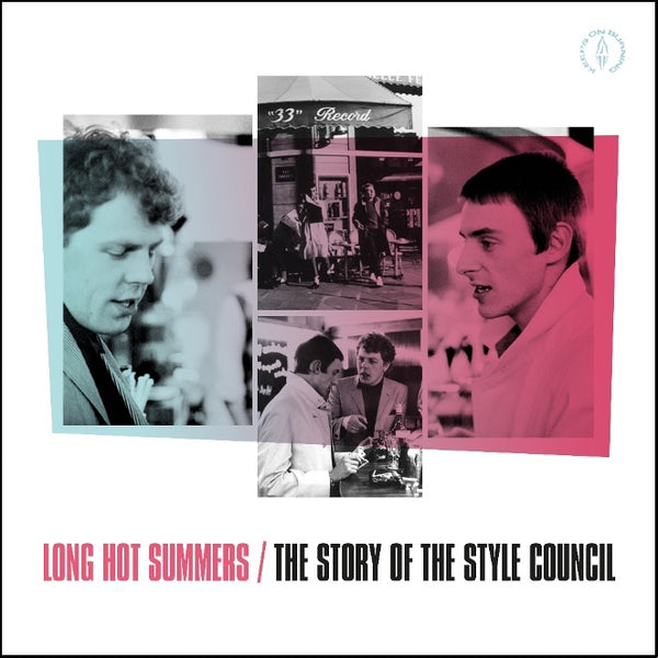 Long Hot Summers: The Story Of The Style Council 3 x vinyl lp set