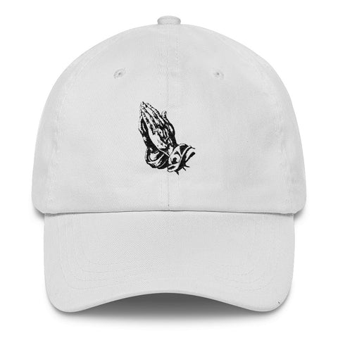 Prayer Hands Dad Hat - Topshelf7