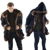 Fox Fur Winter Coat - Topshelf7