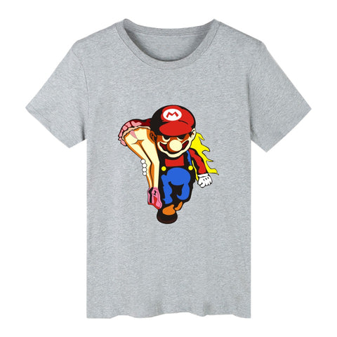 Put It Down Super Mario Tee - Topshelf7