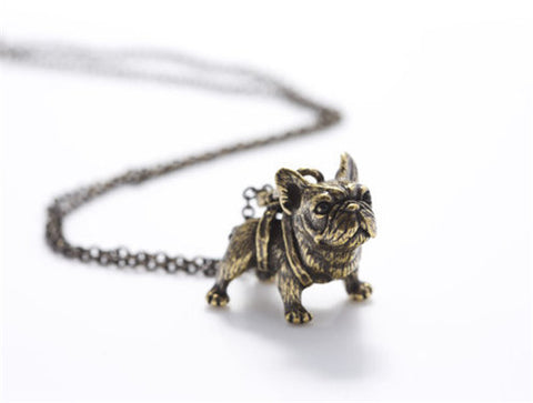 French Bulldog Necklace - Topshelf7