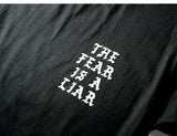 Fear Is a Liar Tee - Topshelf7