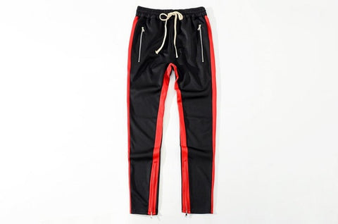 2 Tone Joggers with Zippers - Topshelf7