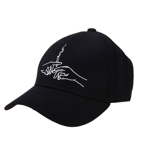 Smoking Dad Hat - Topshelf7