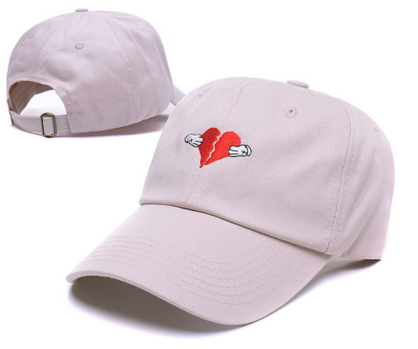 Heartbreak Mickey Gloves Dad Hat - Topshelf7