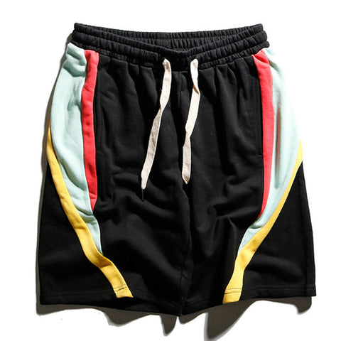 Color Wave Sweat Shorts - Topshelf7
