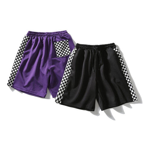 Checkerboard Skate Shorts - Topshelf7