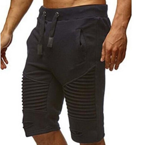 Ribbed Jogger Shorts - Topshelf7