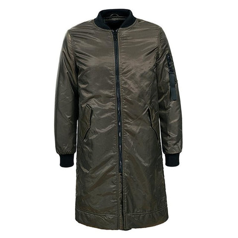 Extended Length Flight Jacket - Topshelf7