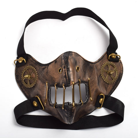 CosPlay Steam Punk Mask