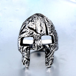 300 Armor/Mask Skull Ring
