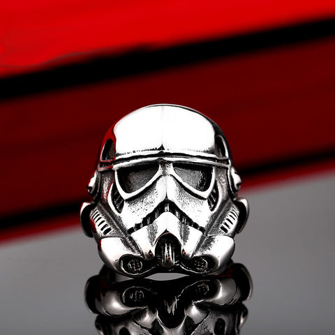 Imperial Storm-Trooper - Star Wars Classic Ring