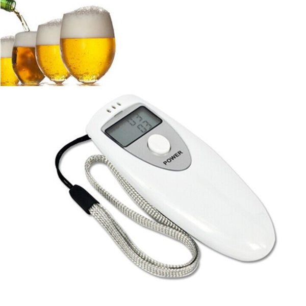 High Resolution Portable Digital Alcohol Breath Tester