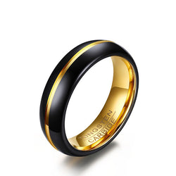 Airmid's Black & Gold Ring of Destiny