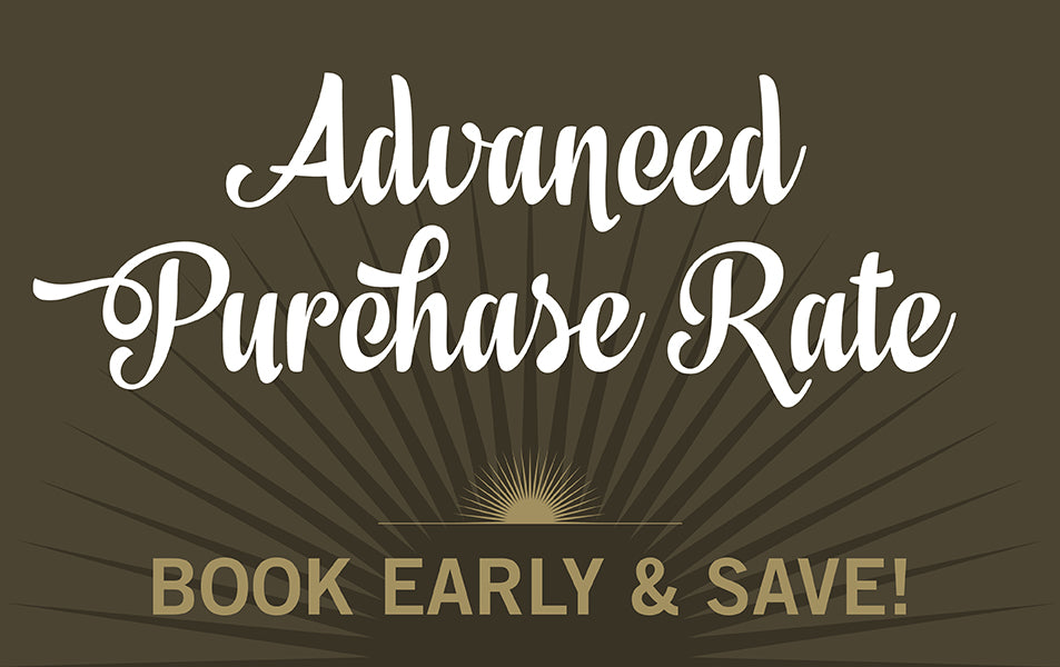 Advanced Purchase Rate