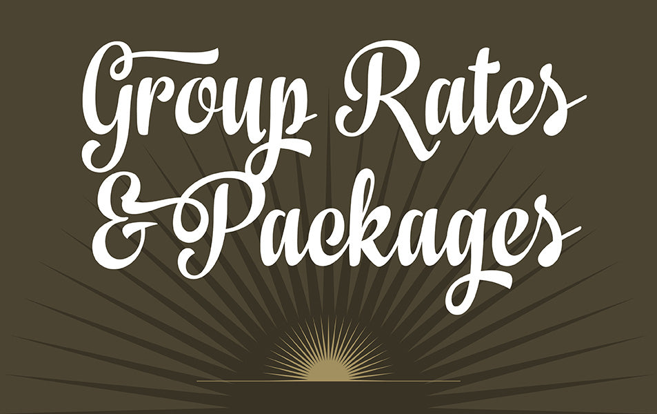Group Rates & Packages