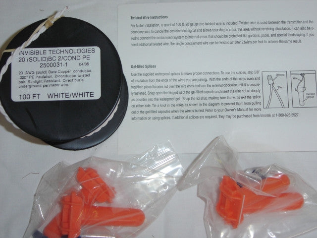 PRFA-500 Boundary Kit for containment Systems   £22.00 including VAT