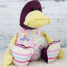 Memory Duck - Memory Bears By Vicky