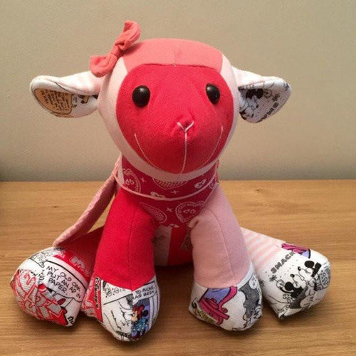 Memory Lamb - Memory Bears By Vicky