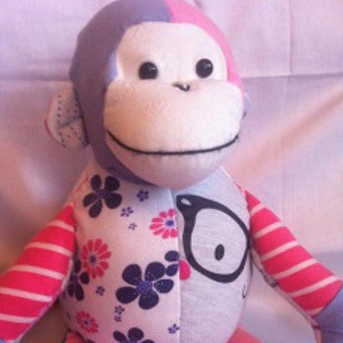 Memory Monkey - Memory Bears By Vicky