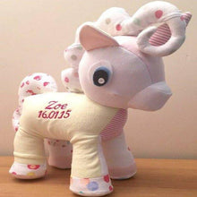Memory Unicorn - Memory Bears By Vicky