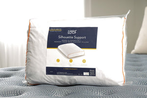 Little LuuF Silhouette Support Pillow
