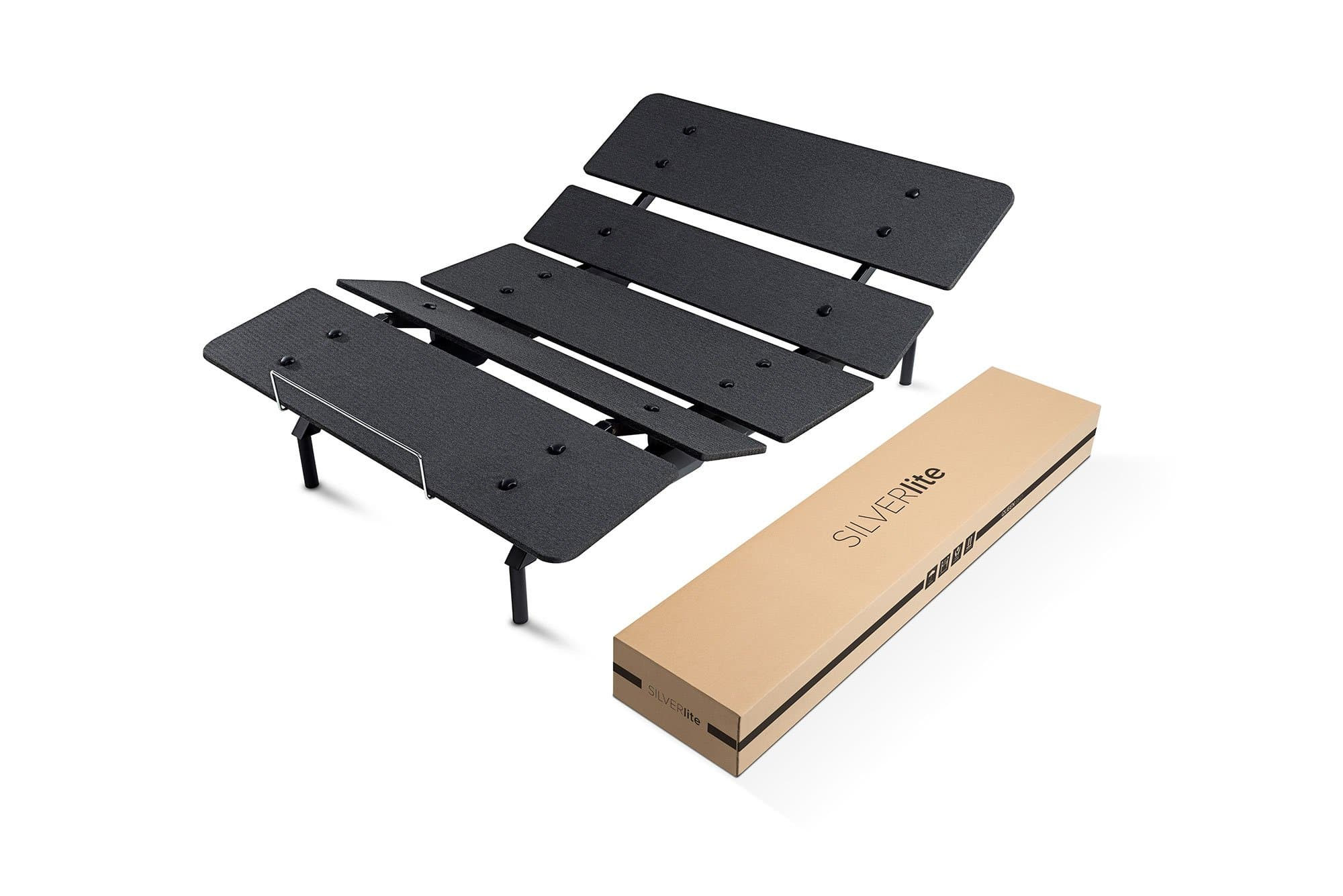 Try Any Mattress of Your Choice RISK-FREE @ Home W/ Free Delivery SILVERlite_LDS_Studio_01_package Split-King Adjustable Beds Review
