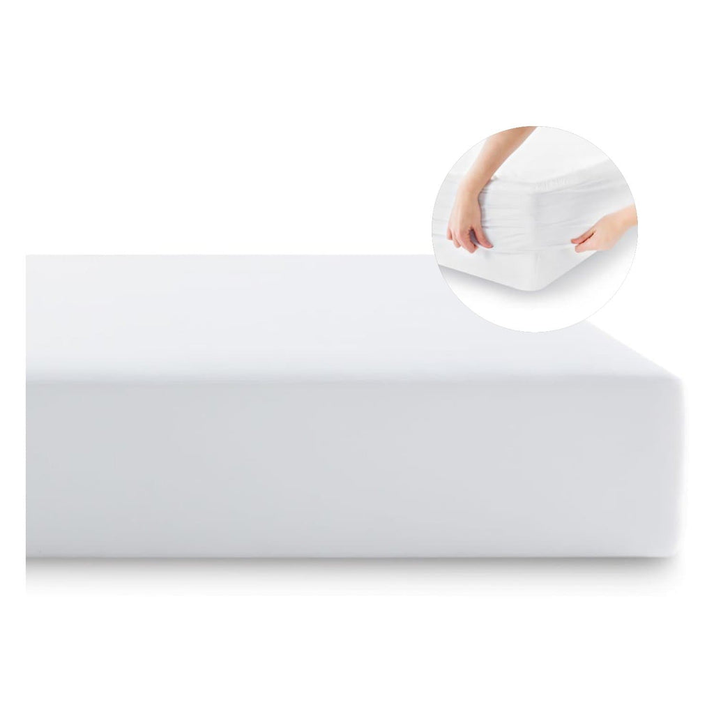 5 Sided Jersey Tencel Mattress Protector