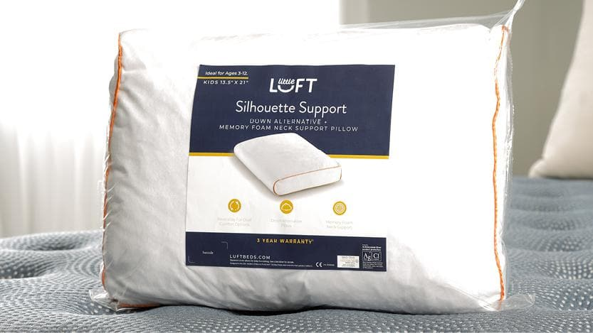 Little Luft Silhouette Support Pillow