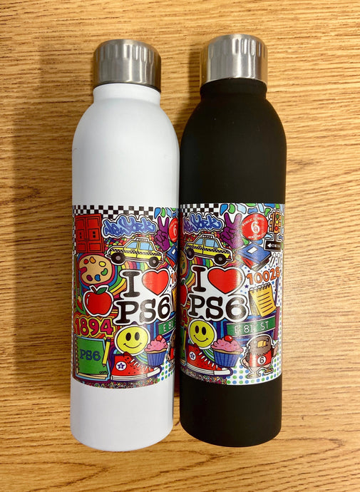 Corey Paige x PS 6 Water Bottle