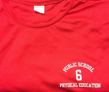 PS 6 Wicking PE Shirt - Team Colors