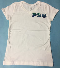 PS 6 Holographic V-Neck Youth Shirt