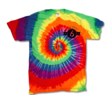 Youth Double Rainbow Wavy Gravy Shirt