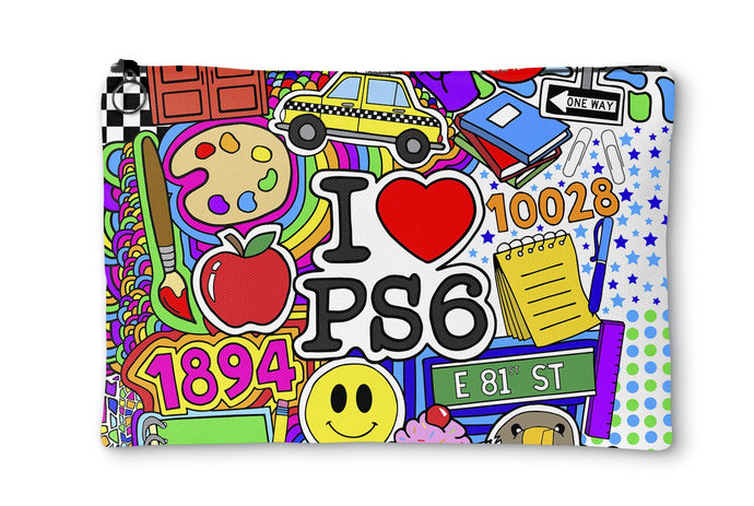 Corey Paige x PS 6 Pouches
