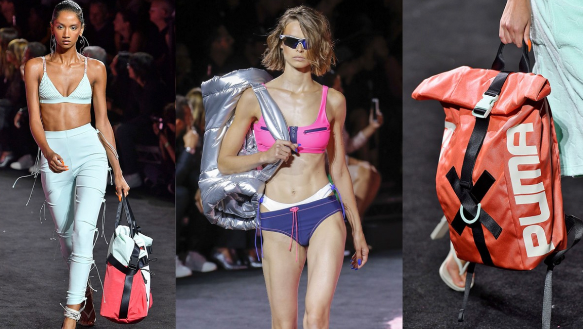 TREND FINDER: GYM BAGS