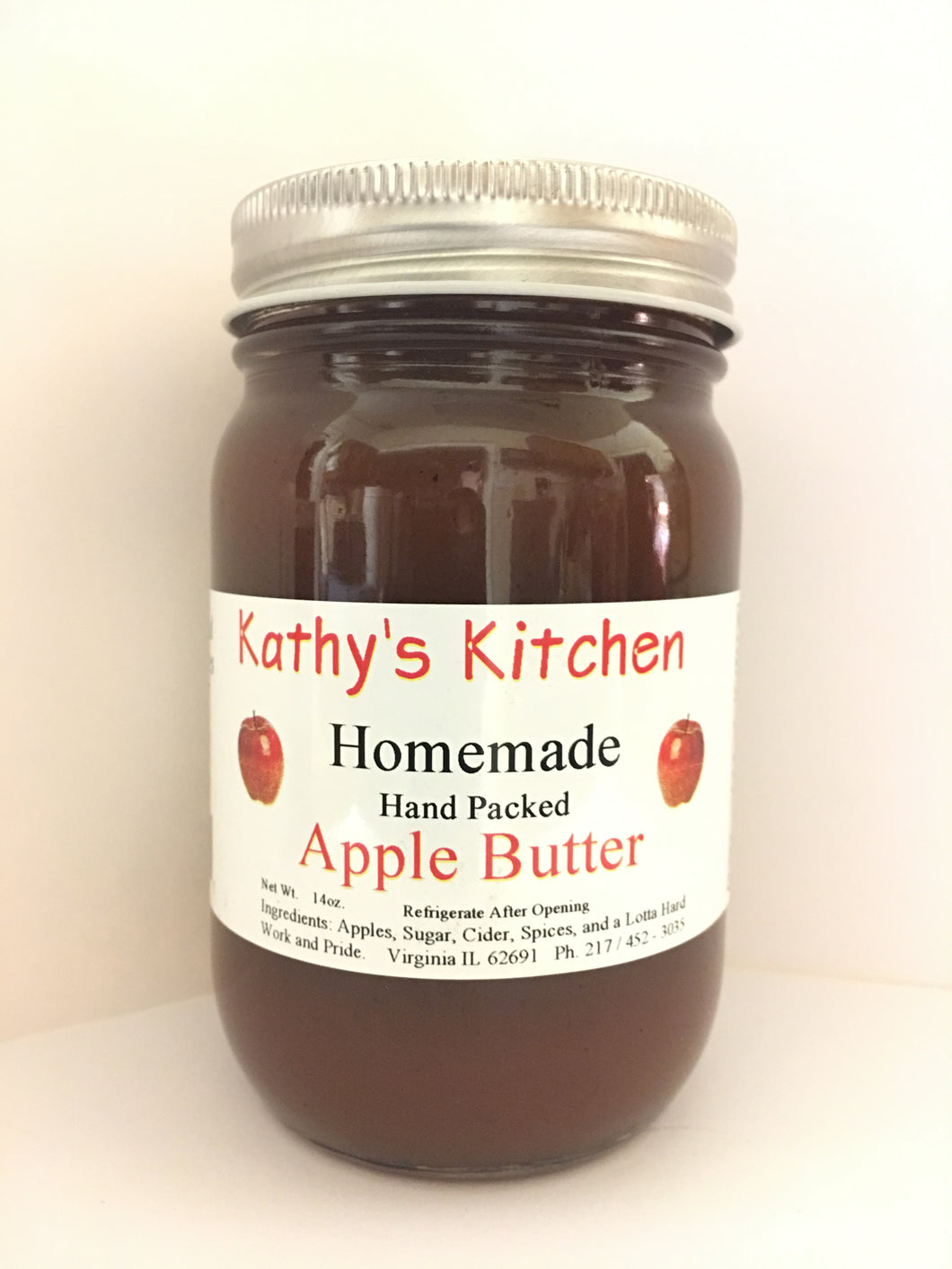 Apple Butter, 16 oz
