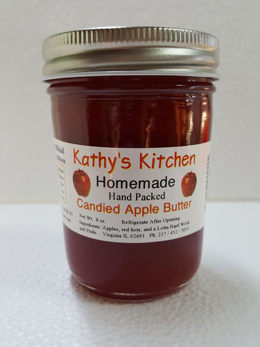 Candied Apple Butter