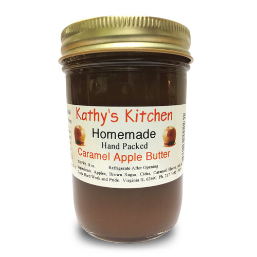 Caramel Apple Butter