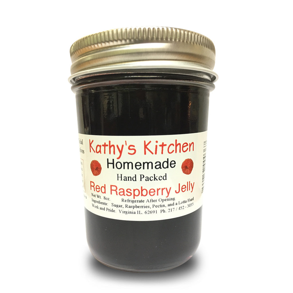 Red Raspberry Jelly