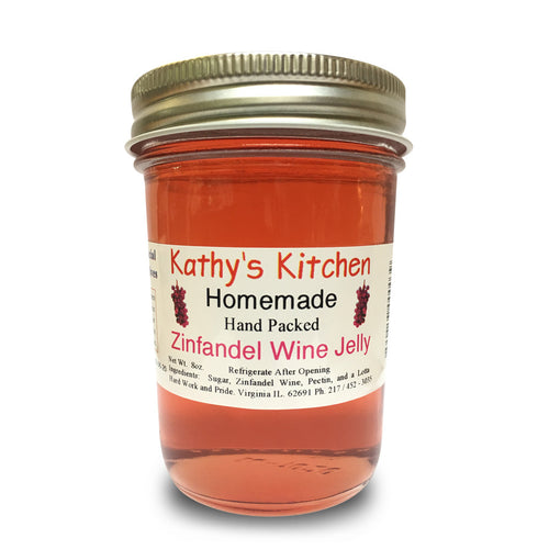 Zinfandel Wine Jelly